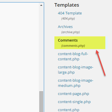 wordpress comments.php