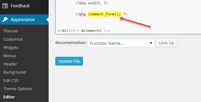 How to edit WordPress comments.php to remove HTML tags